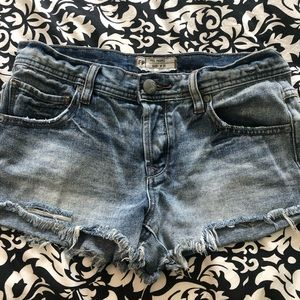 FP Cutoff Jean Shorts